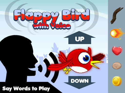 Flappy Bird with Voice thumbnail