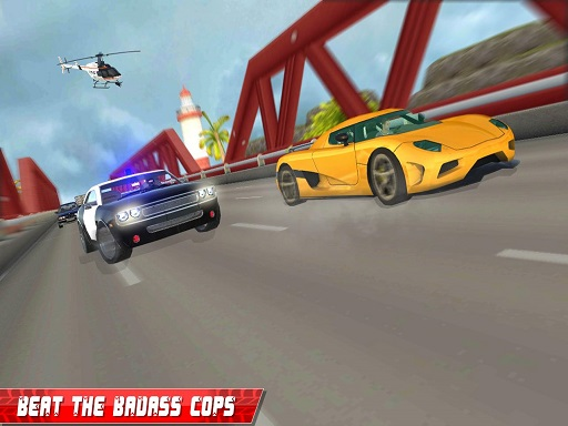 Grand Police Car Chase Drive Racing 2020 thumbnail