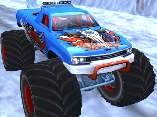 Thumbnail of Winter Monster Truck