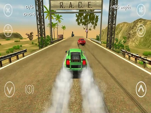 Top Speed Highway Car Racing Game thumbnail