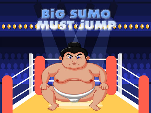 Thumbnail of Big Sumo Must Jump