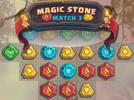 Magic Stone Match 3 Deluxe thumbnail