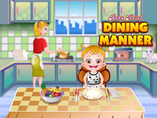 Thumbnail for Baby Hazel Dining Manners