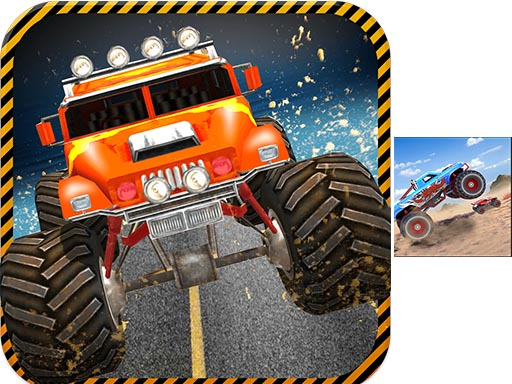 Monster truck racing Legend thumbnail