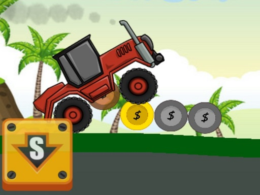 Thumbnail of Hill Climb Tractor 2020