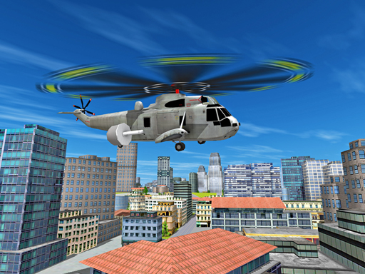 Thumbnail of City Helicopter Flight
