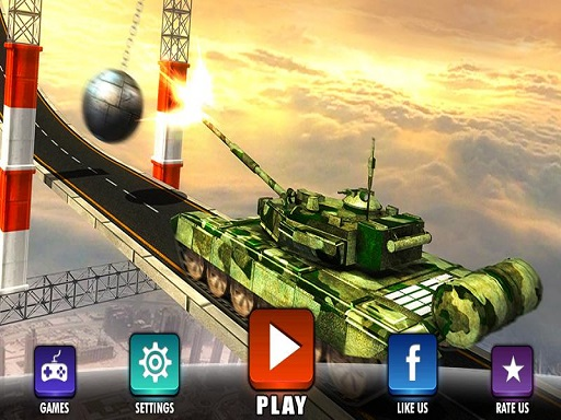 Impossible Army Tank Driving Simulator Tracks thumbnail