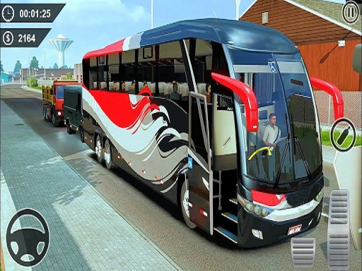 Coach Bus Driving Simulator 2020: City Bus Free thumbnail