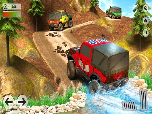 Offroad Jeep Driving Adventure: Jeep Car Games thumbnail
