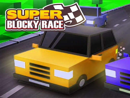 Super Blocky Race thumbnail