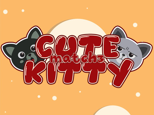 Thumbnail of Cute Kitty Match 3