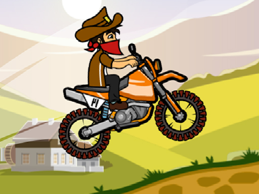 Thumbnail of Hill Climb Moto