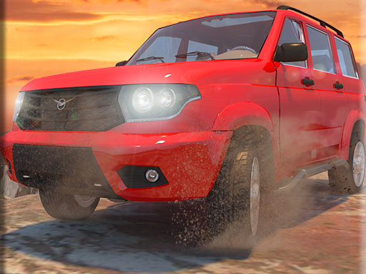 Offroad Prado Ice Racing thumbnail