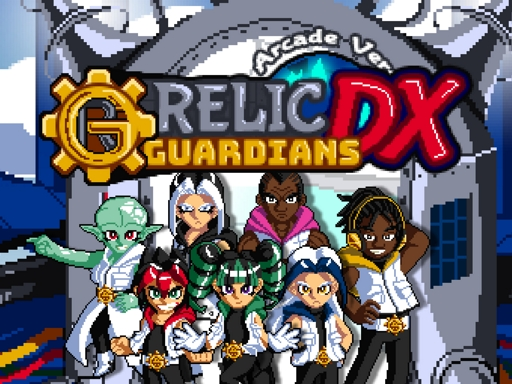 Thumbnail of Relic Guardians Arcade Ver. DX