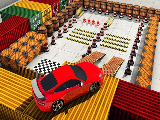 Free car parking games 3d : Free Parking Simulator thumbnail