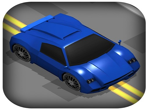Lowpolly Car Racing Game thumbnail