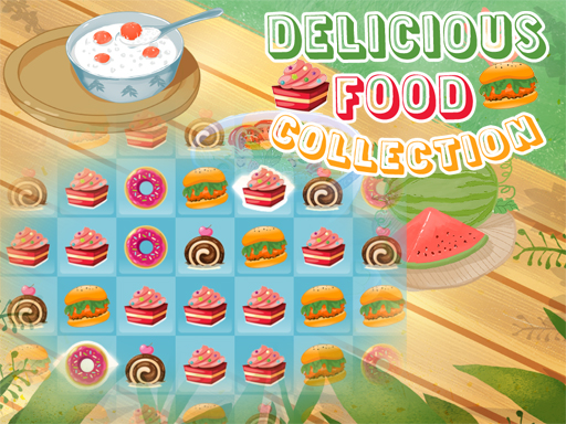 Thumbnail of Delicious Food Collection