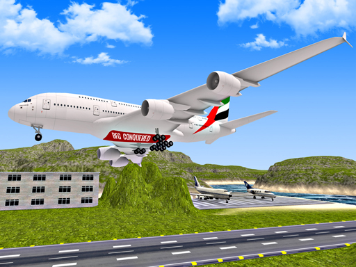 Thumbnail of Airplane Fly 3D Flight Plane