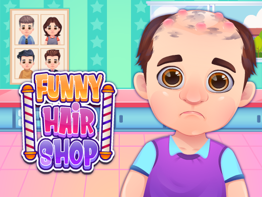 Thumbnail for Funny Hair Salon