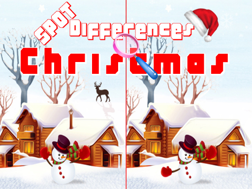 Christmas 2020 Spot Differences thumbnail