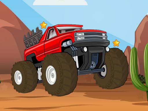 Monster Truck Hidden Stars thumbnail