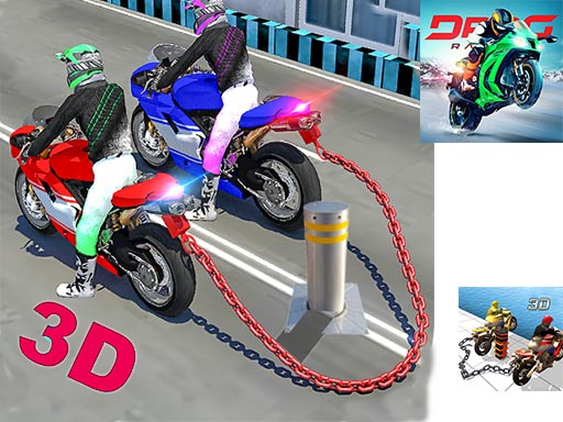 Chained Bike Racing 3D thumbnail