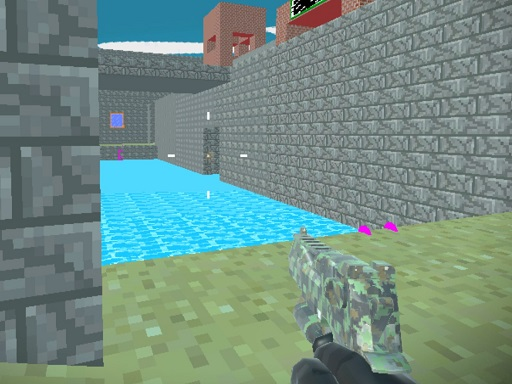 Thumbnail of Pixel Combat Fortress