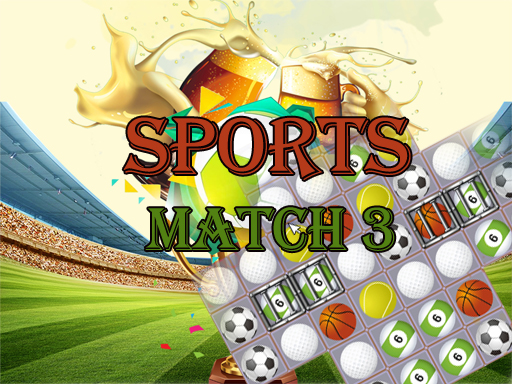 Sports Match 3 Deluxe thumbnail