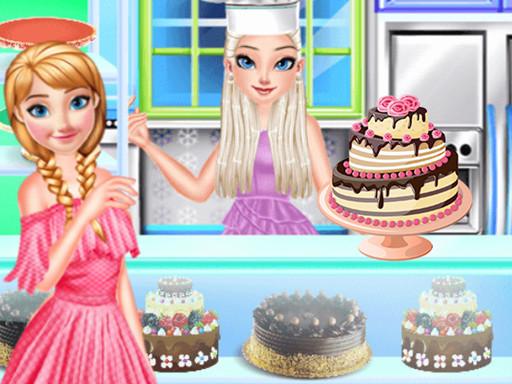 Thumbnail of Princess Cake Shop Cool Summer