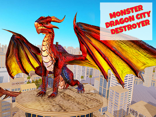 Thumbnail of Monster Dragon City Destroyer