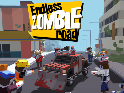 Thumbnail of Endless Zombie Road