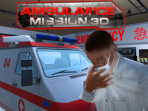 Ambulance Mission 3D thumbnail