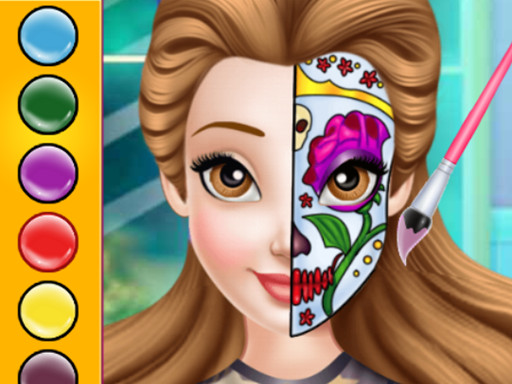 Princess Face Painting Trend thumbnail
