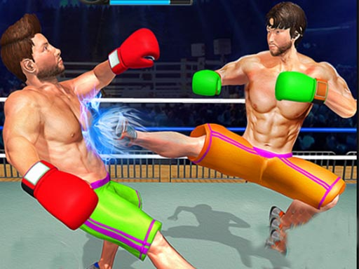 Thumbnail for BodyBuilder Ring Fighting Club Wrestling Games