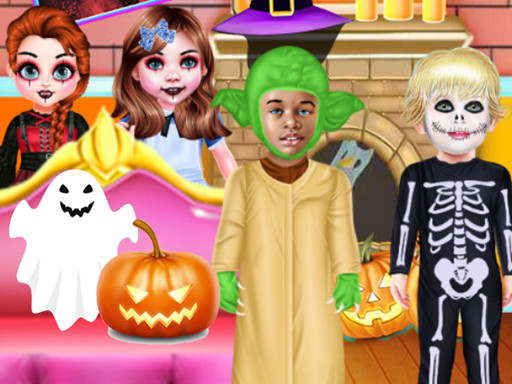 Baby Taylor Halloween Adventure thumbnail
