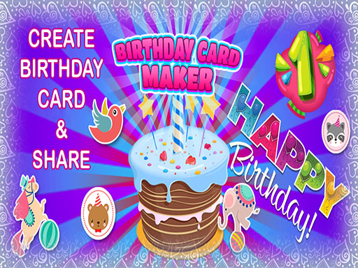 Birthday Card Maker thumbnail