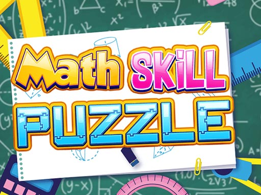 Thumbnail of Math Skill Puzzle