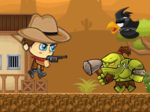 Thumbnail for Super Cowboy Running
