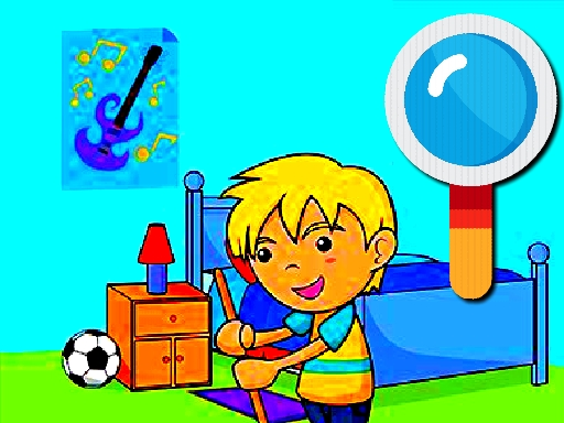 Kids Room Spot the Differences thumbnail