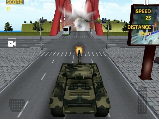 Army Tank Driving Simulation Game thumbnail