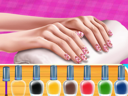 Thumbnail of Princess Fashion Nail Art DIY Blog