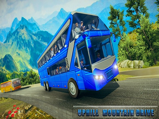 Dangerous Offroad Coach Bus Transport Simulator thumbnail