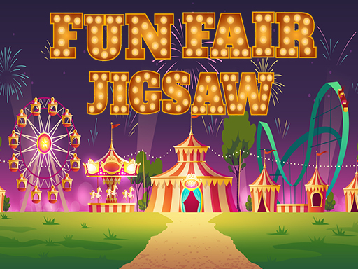 Thumbnail for Fun Fair Jigsaw