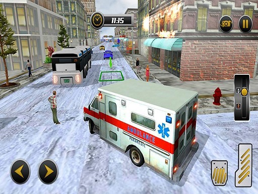 Modern City Ambulance Simulator thumbnail