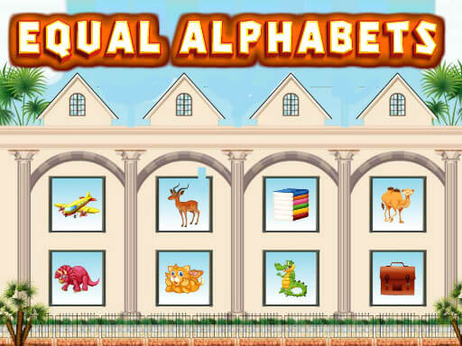 Thumbnail for Equal Alphabets