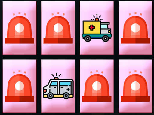 Ambulance Trucks Memory thumbnail