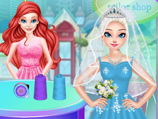 Thumbnail of Princess Wedding Dress Shop