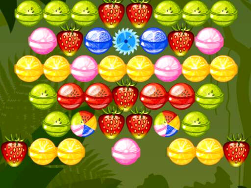 Bubble Shooter Fruits Candies thumbnail