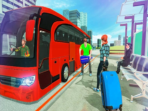Heavy City Coach Bus Simulator Game 2k20 thumbnail