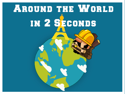Thumbnail of Around the World in 2 Seconds